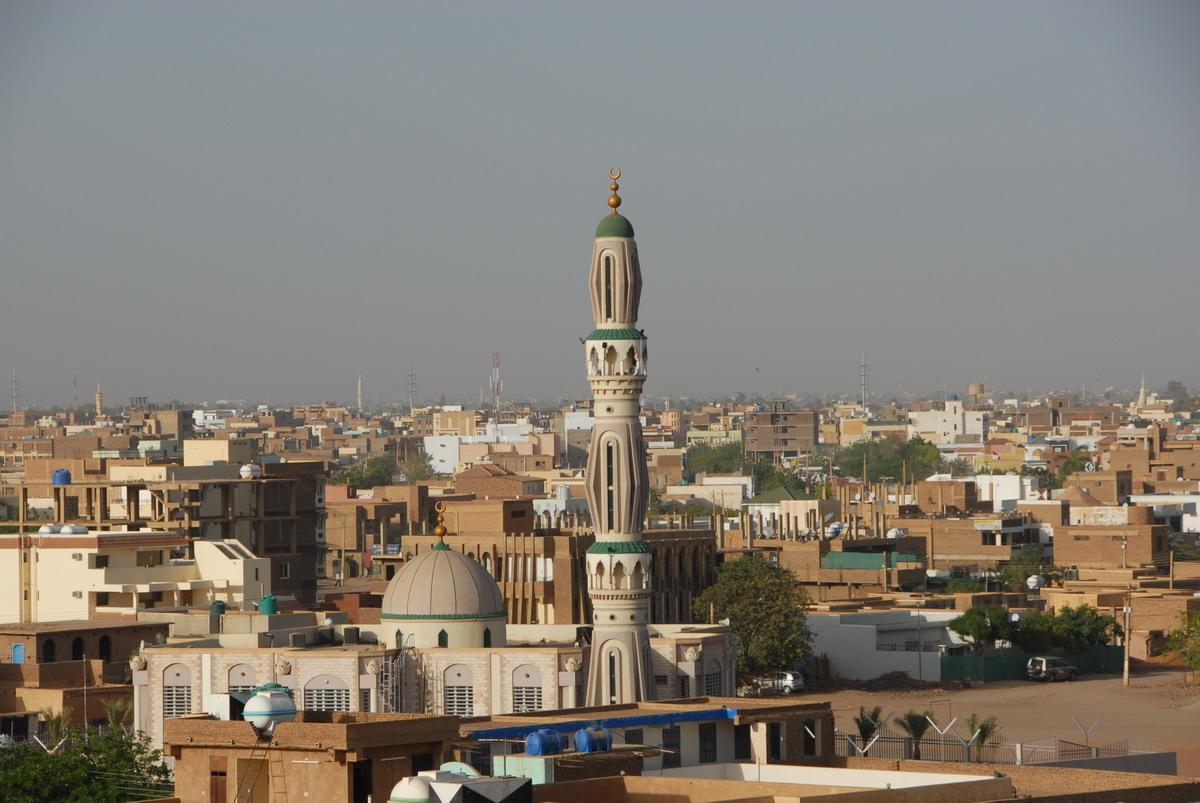 Khartoum Cityscape