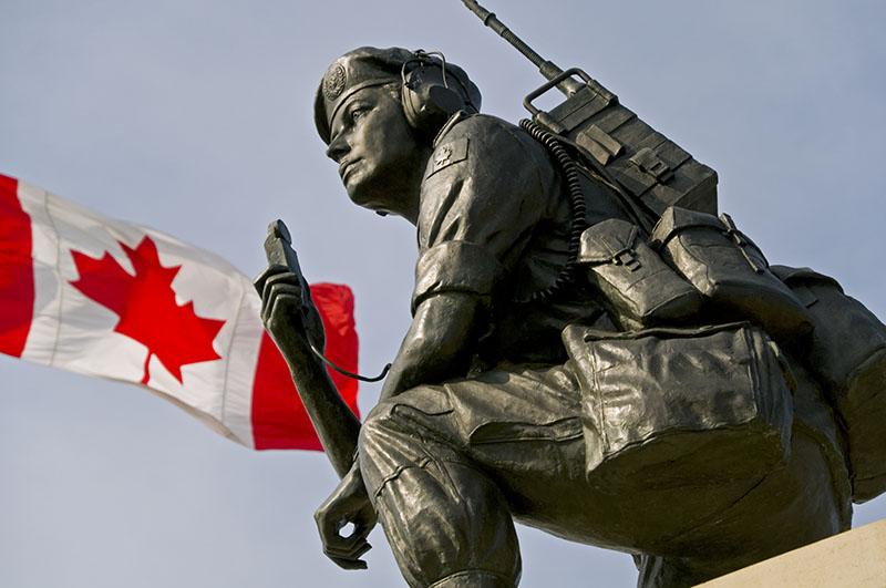 Peacekeeping Monument2